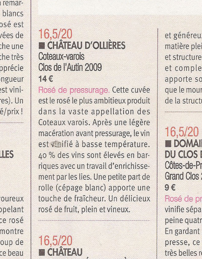 17-RVF ROSE LE TOP 100 JUIL 2010 copie